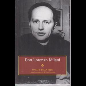 Maestri della fede - Don Lorenzo Milani - n. 14 - settimanale -