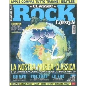 Classic Rock Lifestyle  nr. 33 Anno 2015