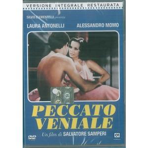 DVD - Peccato Veniale di Salvatore Samperi con Laura antonelli e A.Momo