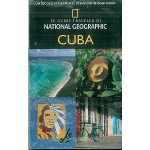 Le guide Traveler Guida Turistica Cuba di National Geographic