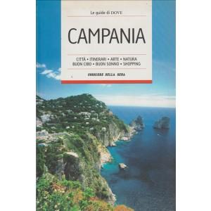 Le guide turistiche di DOVE - Campania - Corriere della Sera