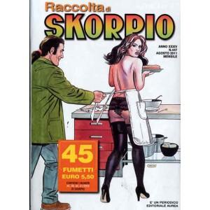 Skorpio Raccolta - N° 447 - Skorpio Raccolta - Editoriale Aurea
