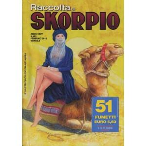 Skorpio Raccolta - N° 453 - Skorpio Raccolta - Editoriale Aurea
