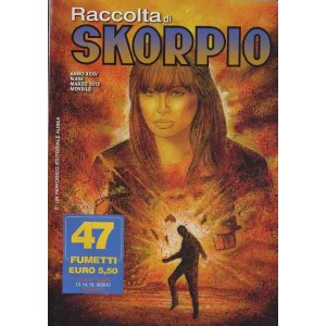 Skorpio Raccolta - N° 454 - Skorpio Raccolta - Editoriale Aurea
