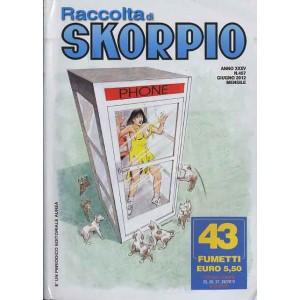 Skorpio Raccolta - N° 457 - Skorpio Raccolta - Editoriale Aurea