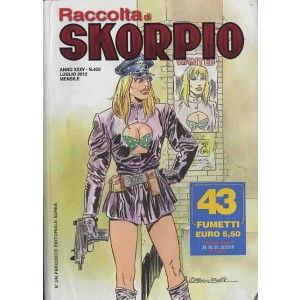 Skorpio Raccolta - N° 458 - Skorpio Raccolta - Editoriale Aurea