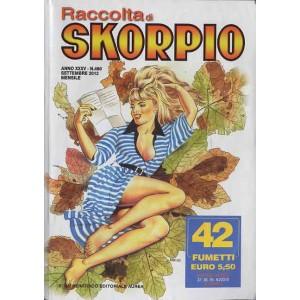 Skorpio Raccolta - N° 460 - Skorpio Raccolta - Editoriale Aurea