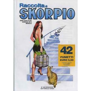 Skorpio Raccolta - N° 464 - Skorpio Raccolta - Editoriale Aurea