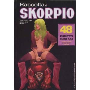 Skorpio Raccolta - N° 470 - Skorpio Raccolta - Editoriale Aurea