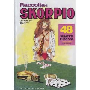 Skorpio Raccolta - N° 471 - Skorpio Raccolta - Editoriale Aurea