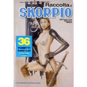Skorpio Raccolta - N° 478 - Skorpio Raccolta - Editoriale Aurea