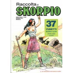 Skorpio Raccolta - N° 481 - Skorpio Raccolta - Editoriale Aurea