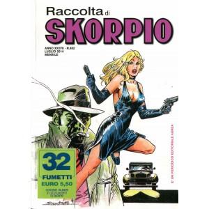 Skorpio Raccolta - N° 482 - Skorpio Raccolta - Editoriale Aurea