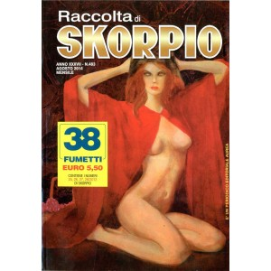 Skorpio Raccolta - N° 483 - Skorpio Raccolta - Editoriale Aurea