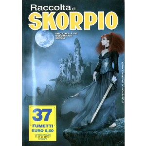 Skorpio Raccolta - N° 487 - Skorpio Raccolta - Editoriale Aurea