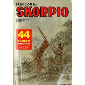 Skorpio Raccolta - N° 501 - Skorpio Raccolta - Editoriale Aurea
