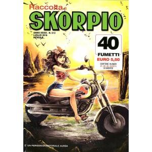 Skorpio Raccolta - N° 513 - Skorpio Raccolta - Editoriale Aurea