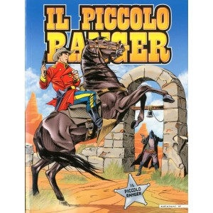Piccolo Ranger - N° 27 - Malatierra!/Bandiera Bianca - If Edizioni