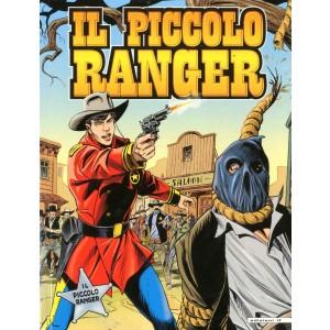 Piccolo Ranger - N° 29 - La Legge Di Linch/La Caverna Dell'Oro - If Edizioni