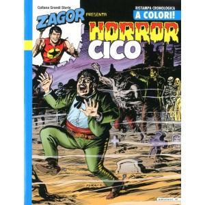 Zagor Presenta Cico A Colori - N° 6 - Horror Cico - If Edizioni
