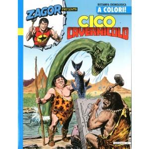 Zagor Presenta Cico A Colori - N° 9 - Cico Cavernicolo - If Edizioni