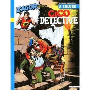 Zagor Presenta Cico A Colori - N° 11 - Cico Detective - If Edizioni