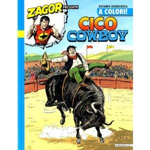 Zagor Presenta Cico A Colori - N° 24 - Zagor Presenta Cico A Colori - If Edizioni