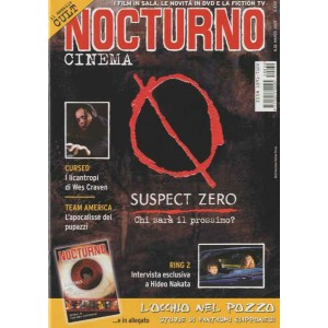 Nocturno Nuova Serie - N° 32 - Nocturno Nuova Serie 32 - Italiana Comunicazione