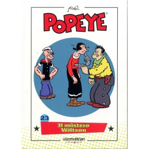 Popeye - N° 23 - Il Mistero Wiltson - La Gazzetta Dello Sport