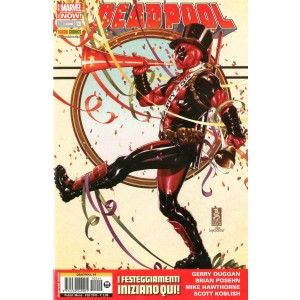 Deadpool Now - N° 13 - Deadpool - Deadpool Marvel Italia