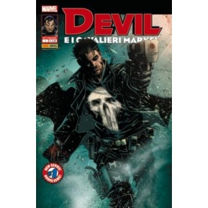 Devil E Cavalieri Marvel 1 Var - N° 2 - Punisher - Marvel Italia
