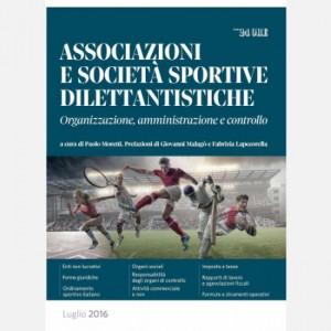 Le guide de Il Sole 24 ORE Associazioni e società sportive dilettantistiche