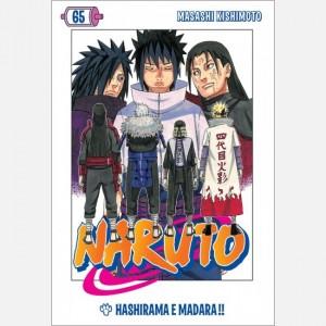 Naruto Hashirama e Madara