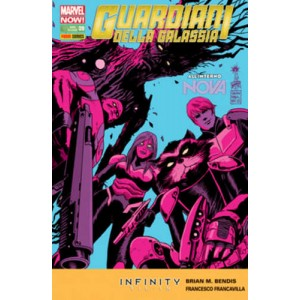 Guardiani Della Galassia - N° 9 - Guardiani Della Galassia - Marvel Italia