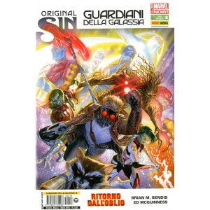 Guardiani Della Galassia - N° 18 - Guardiani Della Galassia - Marvel Italia