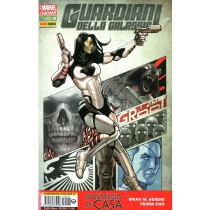 Guardiani Della Galassia - N° 21 - Guardiani Della Galassia - Marvel Italia