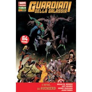 Guardiani Della Galassia - N° 25 - Guardiani Della Galassia - Marvel Italia