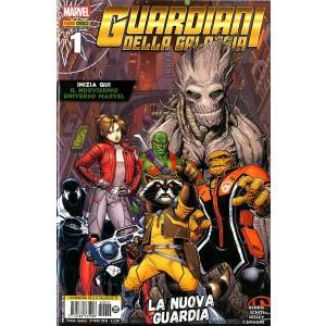 Guardiani Della Galassia - N° 33 - Guardiani Della Galassia 1 - Marvel Italia