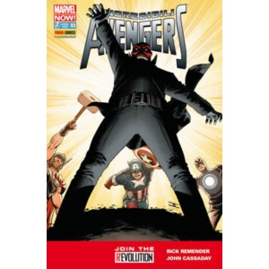 Incredibili Avengers - N° 3 - Incredibili Avengers - Marvel Italia