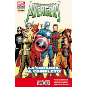 Incredibili Avengers - N° 5 - Incredibili Avengers - Marvel Italia