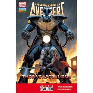 Incredibili Avengers - N° 6 - Incredibili Avengers - Marvel Italia