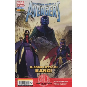 Incredibili Avengers - N° 8 - Incredibili Avengers - Marvel Italia