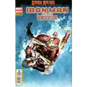 Iron Man & Potenti Vendicatori - N° 23 - & Gli Oscuri Vendicatori - Dark Reign - Marvel Italia