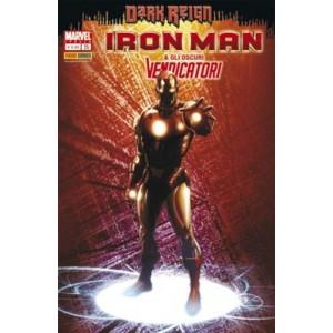Iron Man & Potenti Vendicatori - N° 25 - & Gli Oscuri Vendicatori - Dark Reign - Marvel Italia