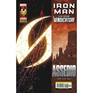 Iron Man & Potenti Vendicatori - N° 32 - Assedio - Marvel Italia