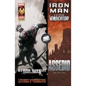 Iron Man & Potenti Vendicatori - N° 33 - Assedio - Marvel Italia