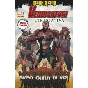 Marvel Mix - N° 84 - L'Iniziativa 2 - Dark Reign - Marvel Italia
