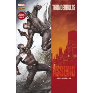 Marvel Mix - N° 89 - Thunderbolts 4 - Assedio - Marvel Italia