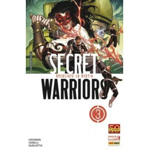 Marvel Mix - N° 90 - Secret Warriors 3 - Marvel Italia