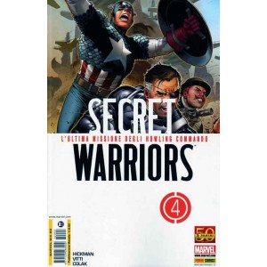 Marvel Mix - N° 93 - Secret Warriors 4 (M5) - Marvel Italia